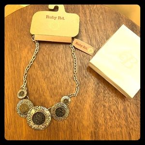 """Ruby Rd"" necklace from Belk / Never Worn"